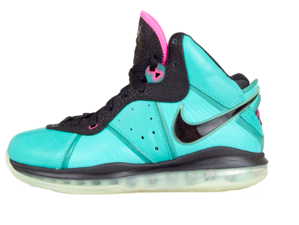 check out 45a95 01c48 Nike LeBron 8 South Beach – The Collection Miami