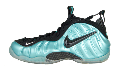 Nike Foamposite Pro Electric Blue