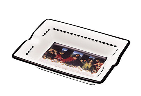 Supreme Last Supper Ashtray Black