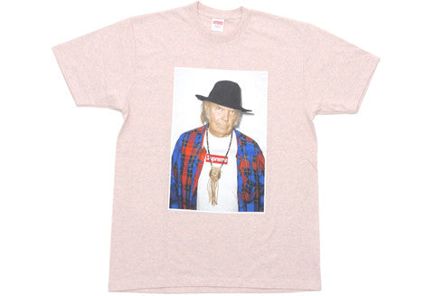 Supreme Neil Young Pink Tee