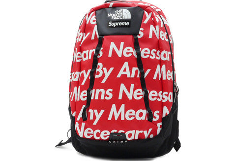 Supreme x The North Face Red Back Pack