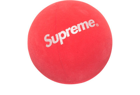 Supreme Sky Bounce Ball Red