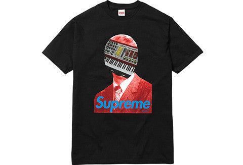 Supreme Under Cover Synhead Black Tee