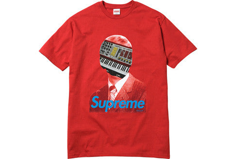 Supreme Under Cover Synhead Red Tee