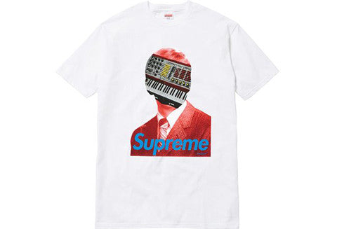 Supreme Under Cover Synhead White Tee