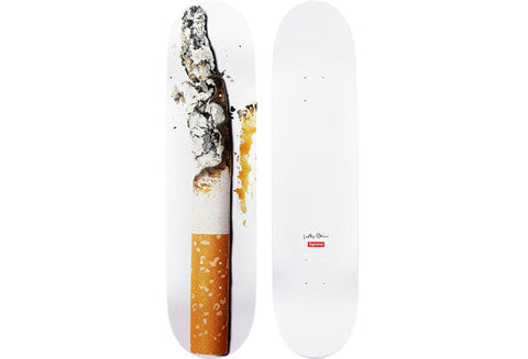 Supreme Urs Fischer Fried Skateboard