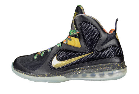 online store 6b22f 76187 Nike LeBron 9 WTT – The Collection Miami