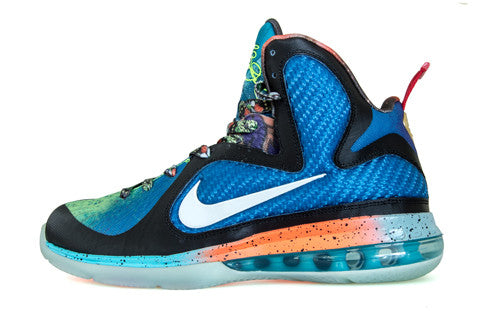 Nike LeBron 9 What The SAMPLE