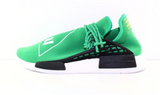 Adidas Original x Pharrell Williams Hu NMD Human Race (Green)