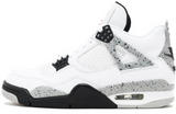 Jordan Retro 4 'White Cement 2016'