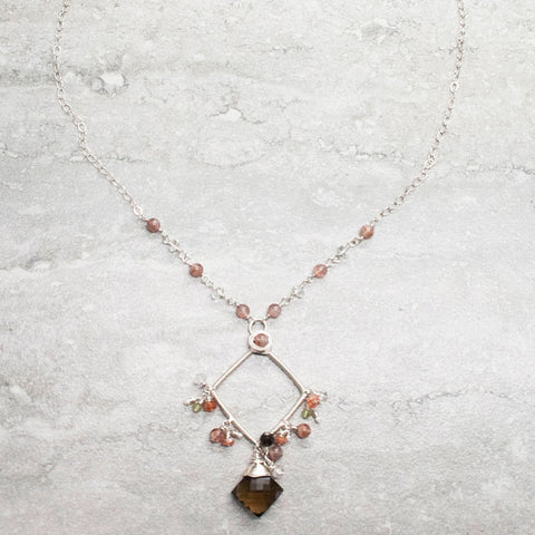 ABBY {cognac} - Collier|ABBY {cognac} - Necklace