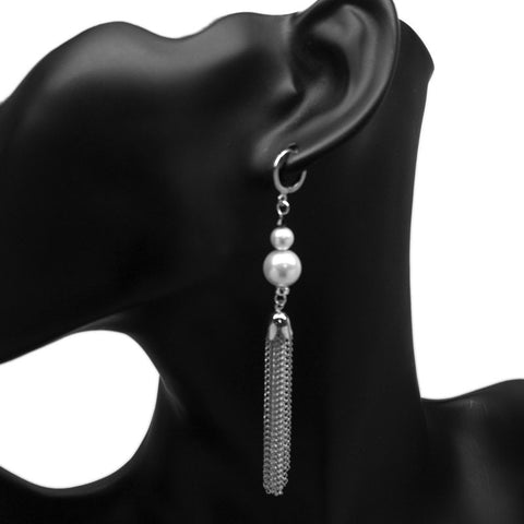 CARRIE {bleu} - Boucles d'oreilles|CARRIE {blue} - Earrings