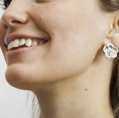 ANNA {argent} - Boucles d'oreilles|ANNA {silver} - Earrings