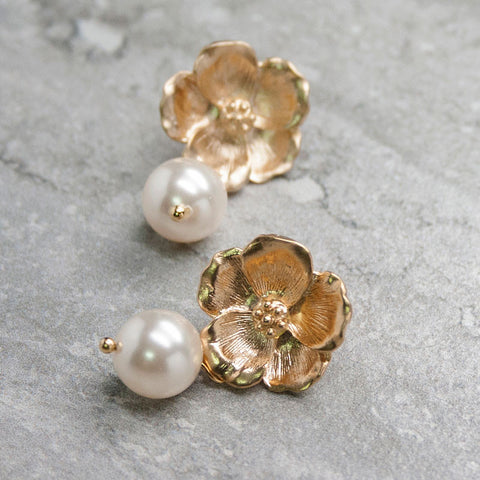 ANNA {or} - Boucles d'oreilles |ANNA {gold} - Earrings