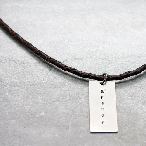 L'HOMME - Collier|L'HOMME - Necklace