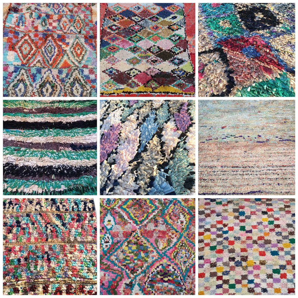 Behind the product: BOUCHEROUITE RUGS