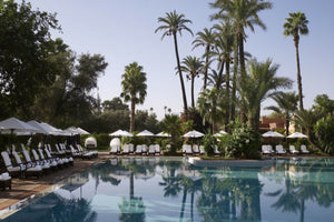 Cool place : La Mamounia in Marrakesh