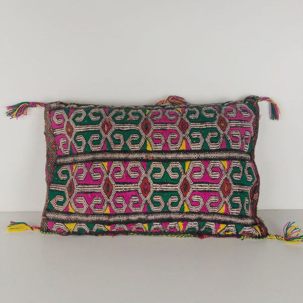 ASMAA vintage kilim pillow cover