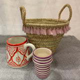 safi MILK pitcher - coral