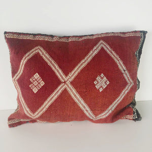 ALYA vintage kilim pillow cover