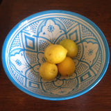 SAFI ceramic serving bowl