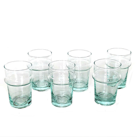 BELDI TRADITIONAL GLASS set of 6