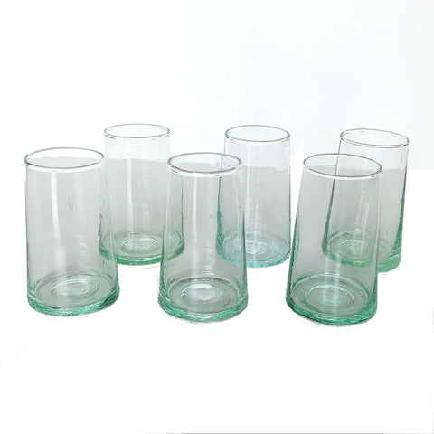 BELDI WATER GLASS set of 6