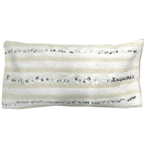 EDINA Moroccan wedding blanket pillow cover