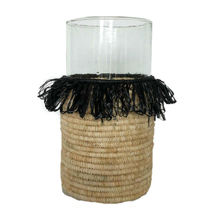 RAFIA vase holder