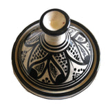 SAFI tagine dish - BLACK