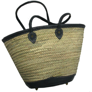 STACIE shopping basket GRAY