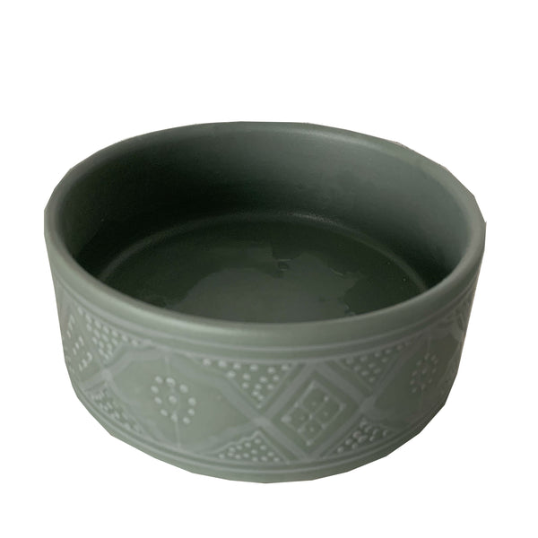 PET BOWL large DARK
