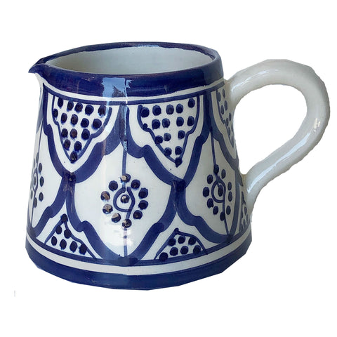 safi MILK pitcher - royal blue