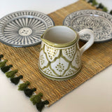 safi MILK pitcher - olive