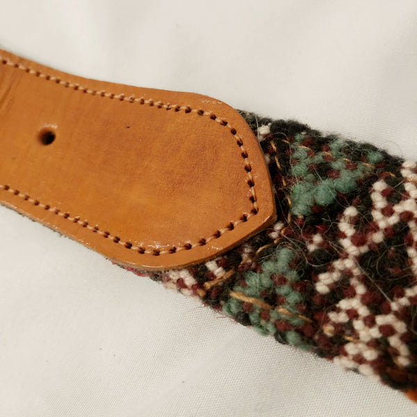 KILIM DOG COLLAR small ORANGE