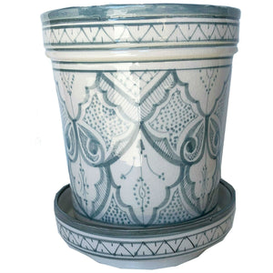 SAFI planter large GRAY