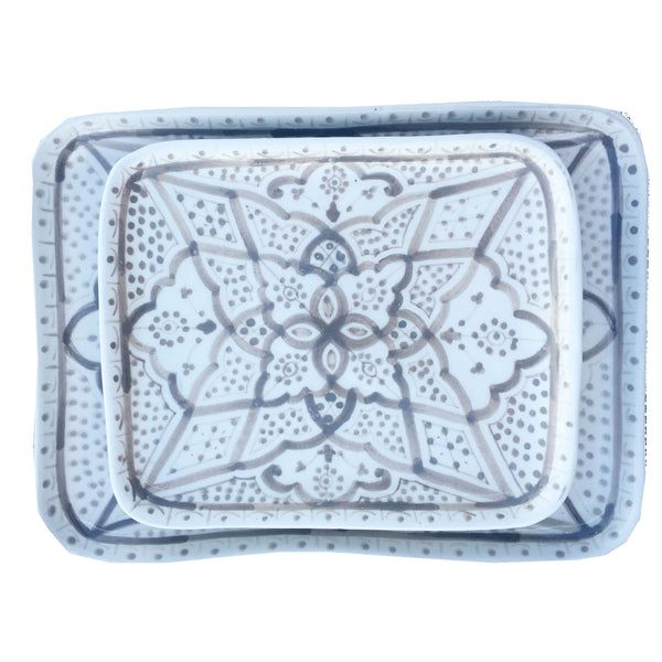 APPETIZER TRAY medium GRAY