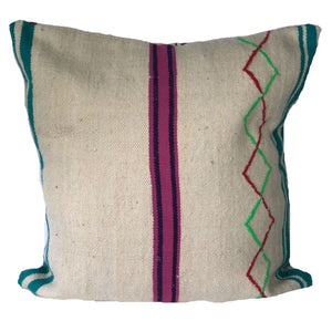 ELLA vintage blanket pillow cover