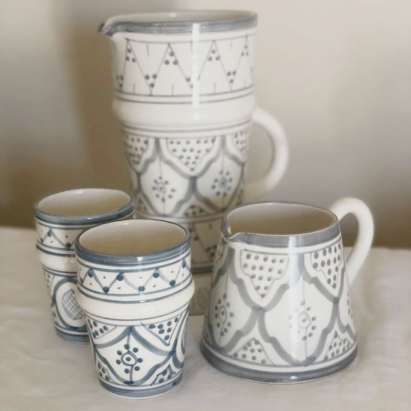 SAFI small pitcher GRAY