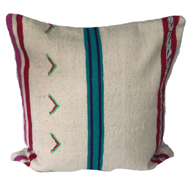 LILI vintage blanket pillow cover