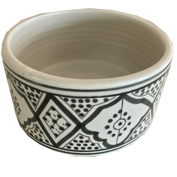 PET BOWL small BLACK