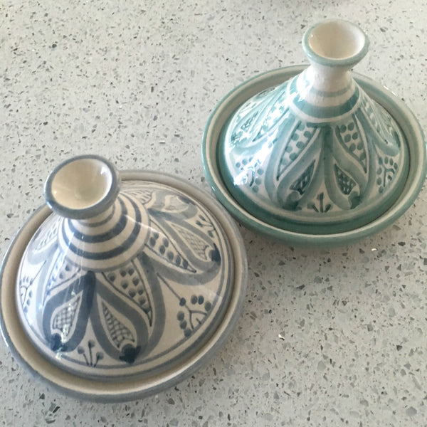 SAFI TAGINE dish GRAY