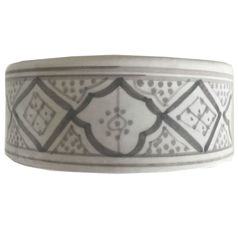 PET BOWL small GRAY