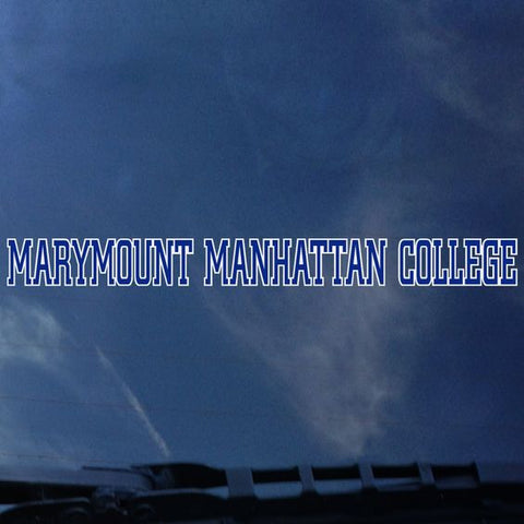 College Strip Decal