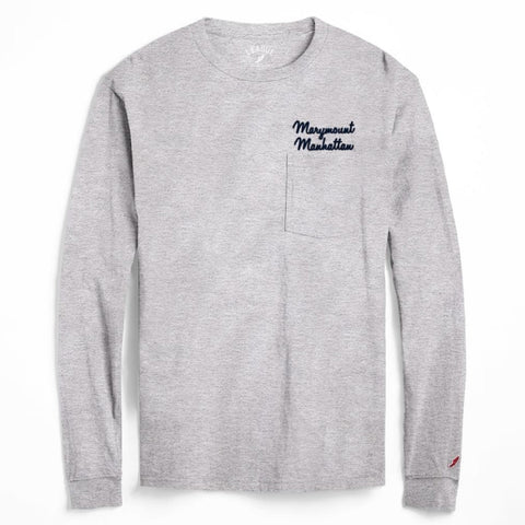 Scripty Pocket Long Sleeve