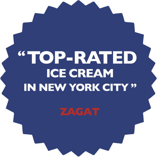 Top Rated Ice Cream in NYC -ZAGAT