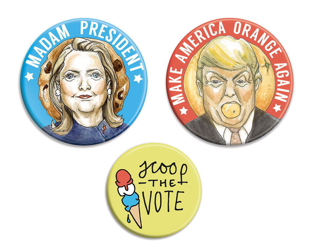 Scoop the Vote 4-Pack