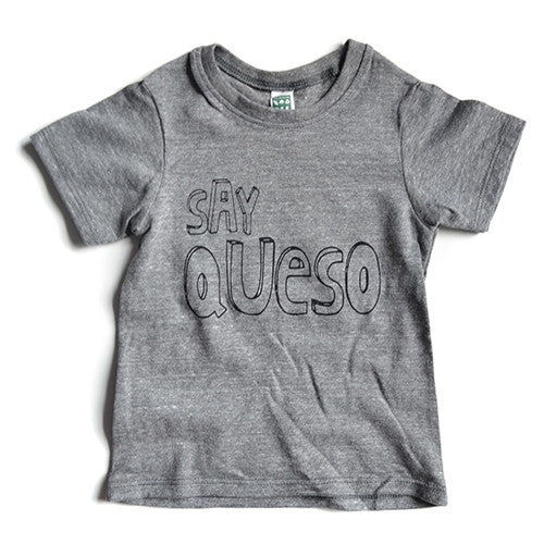 Say Queso tee