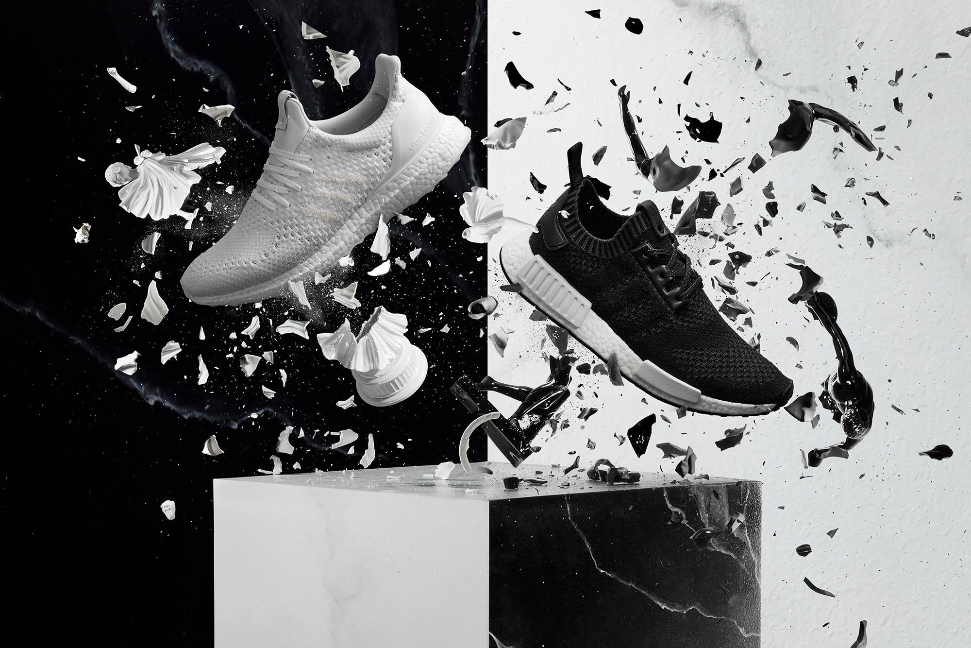 the latest 373f4 fe964 The final edition of the Sneaker Exchange 2017 leads adidas Consortium to  Atlanta and Taipei – drawing together A Ma Maniére and Invincible for a  refined, ...