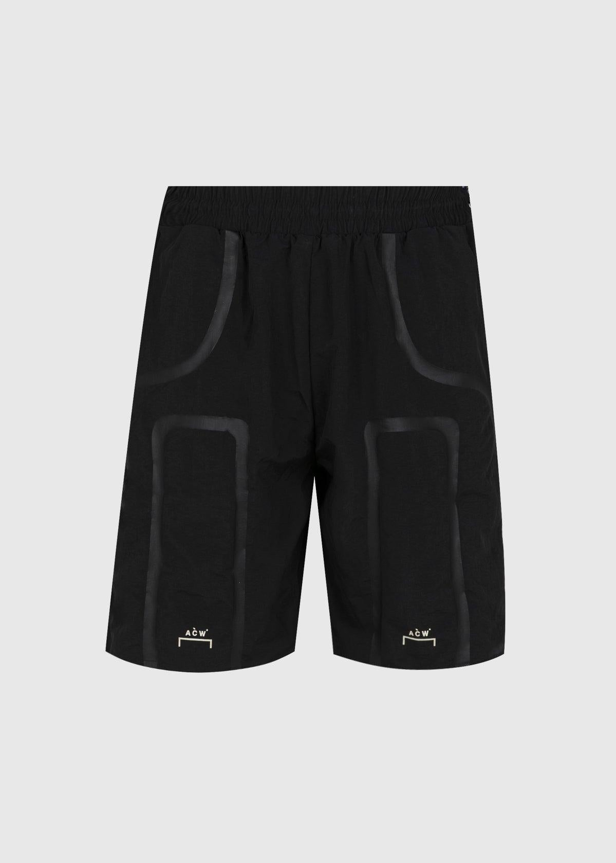 A-COLD-WALL*: BRACKET TRACK SHORTS